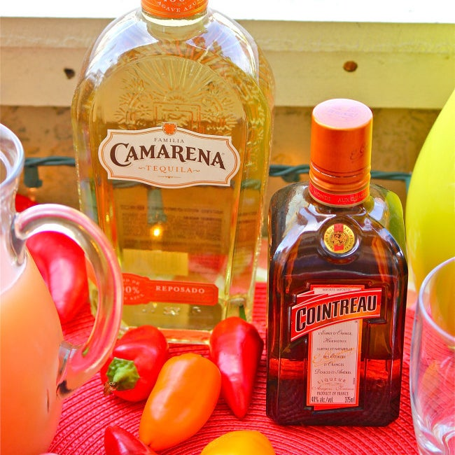 Choose a 100-percent agave tequila and Cointreau over Triple Sec.