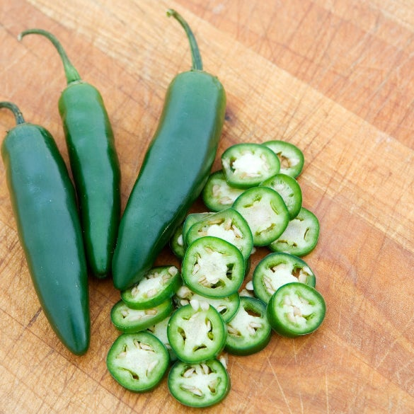 Sliced jalapeños are good muddling options for guests who like spicy margs.