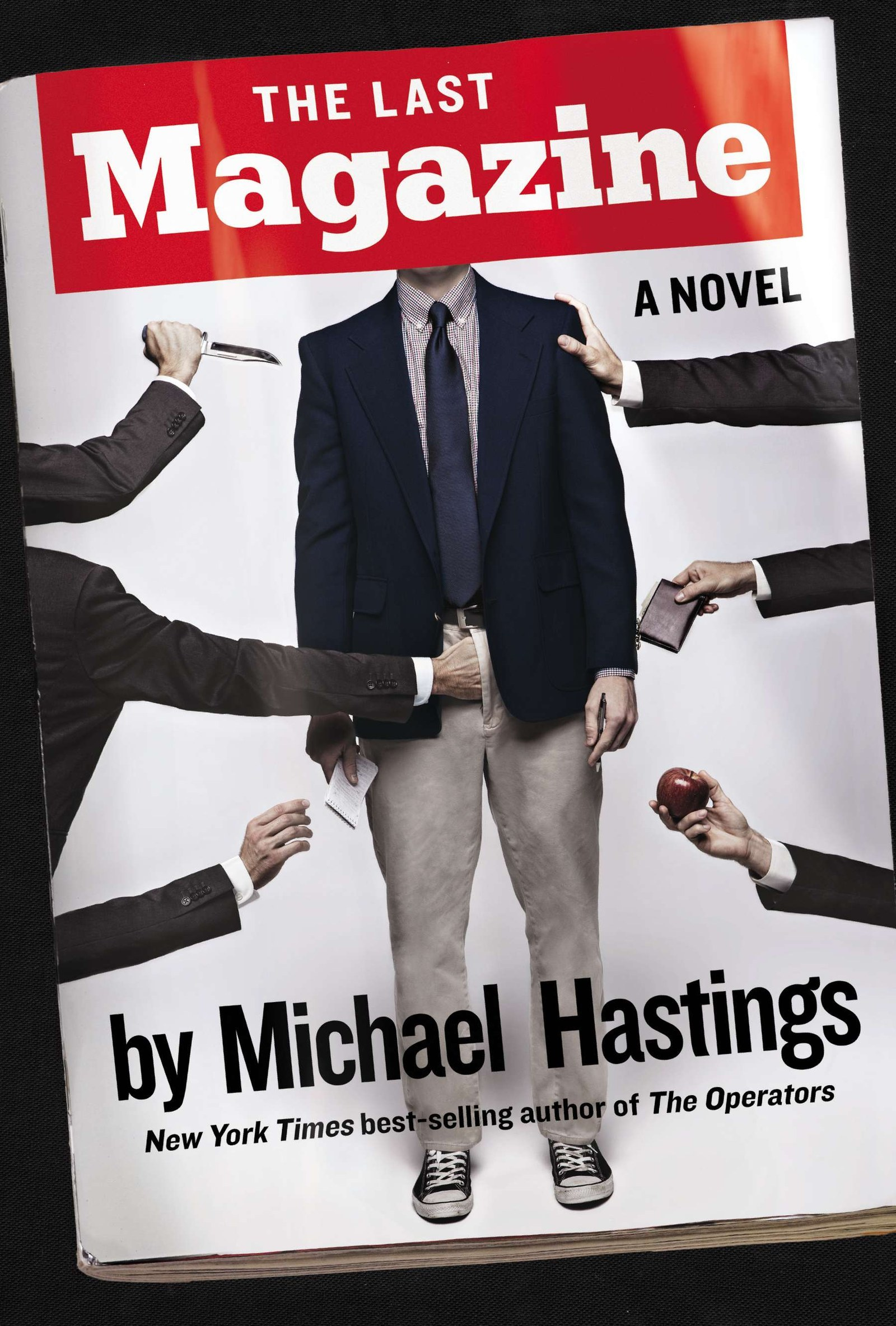A Party At The Last Magazine: An Exclusive Excerpt From Michael Hastings' New Novel