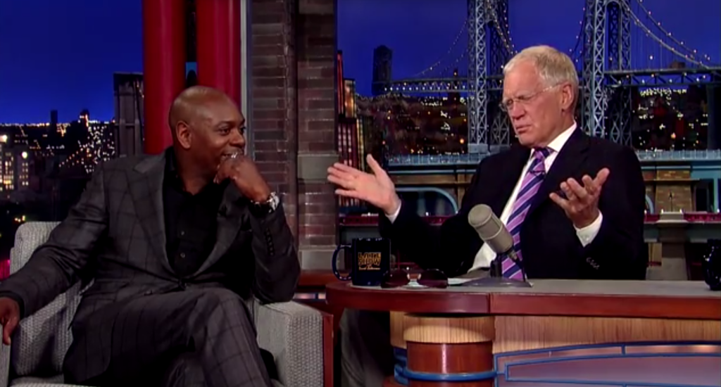 Dave Chappelle Says He Never Quit His Show, He's Just Seven Years Late For Work
