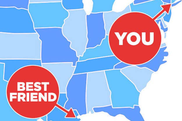 19 Ways To Stay Close To Long-Distance Friends
