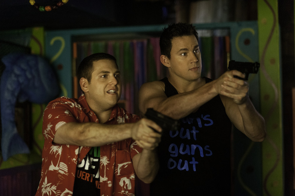 "The Awesome Story Behind The Awesome ""22 Jump Street"" End Credits"