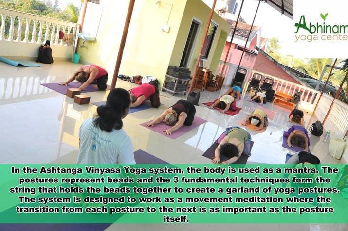 Yoga Quote 1 Ashtanga Vinyasa