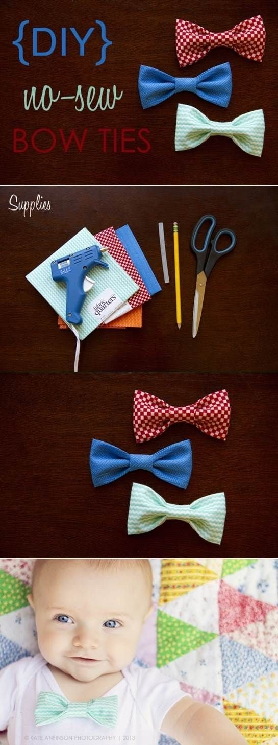 Make one with a glue gun following these easy instructions.
