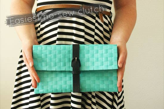 41 Awesomely Easy No Sew Diy Clothing Hacks