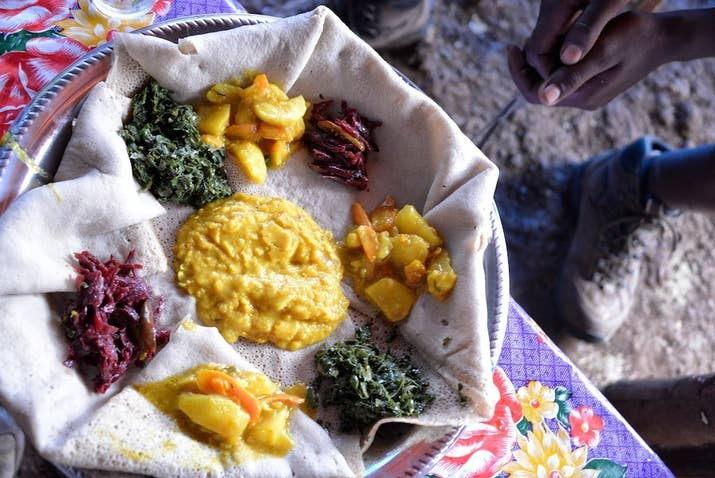 17 delicious ethiopian dishes all kinds of eaters can enjoy ethiopian cooking can be heavy on meat but the east african countrys cuisine is also full of delicious and super satisfying dishes that are perfect for forumfinder Image collections