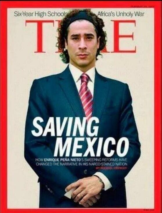 Guillermo Ochoa acaba de salvar a México de mucho sufrimiento