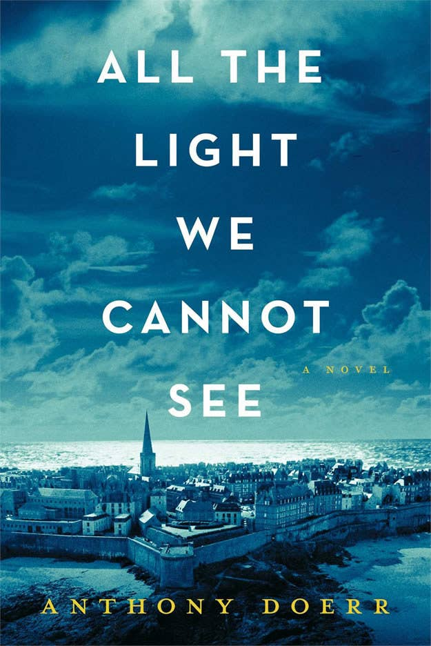 """""""In Anthony Doerr's All the Light We Cannot See, set in France in 1944, a 16-year-old blind French girl and a 17-year-old German soldier are on different yet converging paths. This is an amazing, masterfully executed tale. Each perfect word, each perfect sentence is magnificent. Gorgeously written scenes, whether tender or brutal, are told with precision. Characters resonate so true to their being. Read it for the sheer beauty of the words. Read it for the sheer beauty of the story. I was immersed in this time and place through this magic.""""- Adrienne"""