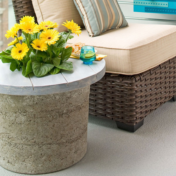 This Concrete Side Table