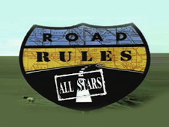 The first installment, misleadingly called Road Rules: All-Stars, featured Real World alums participating in their own season of Road Rules. Without the season, we wouldn't have had the next 24 installments, but considering it was a non-competitive show without any Road Rules cast members, it barely counts.