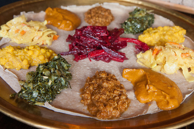 17 delicious ethiopian dishes all kinds of eaters can enjoy for Authentic ethiopian cuisine