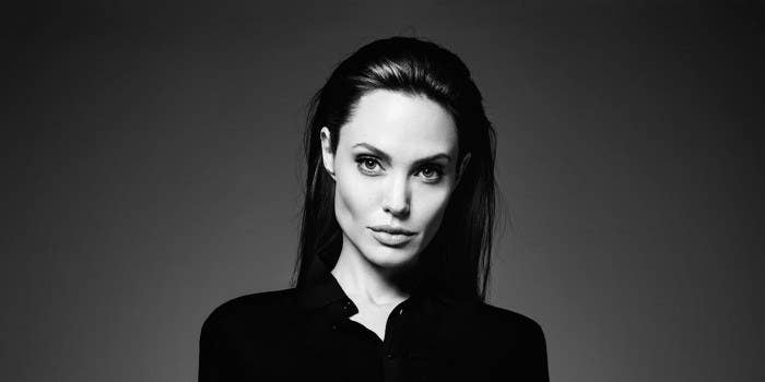 Angelina Jolie was named an honorary Dame Commander of the Most Distinguished Order of St. Michael and St. George last week. That lengthy title recognises her contribution to foreign policy and to ending sexual violence in conflict. Jolie has worked with the Preventing Sexual Violence Initiative (PSVI) in the UK, and co-chaired a global summit to end sexual violence in conflict in London.