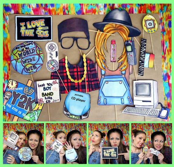 Bring Your Lipsmackers And Snap Bracelets Back To Life Draw Favorite Items From The