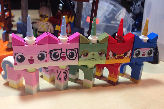 "17 Signs Princess Unikitty From ""The Lego Movie"" Is All Of Us"