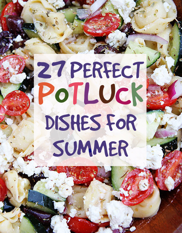 Potluck quick and easy recipes