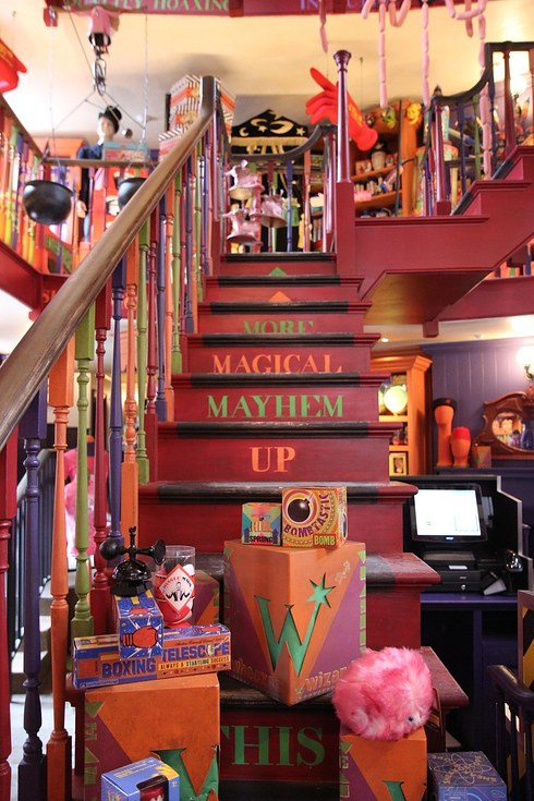 Weasleys Wizard Wheezes Universal 19 Magical Finds At Th...