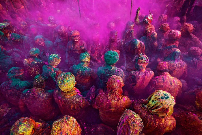 When: March 6, 2015Go to celebrate colors, love, and general merriment. This festival is as beautiful on the inside as it is on the outside.