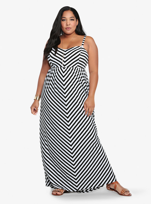 27 Fabulous Plus-Size Maxi Dresses Under $100