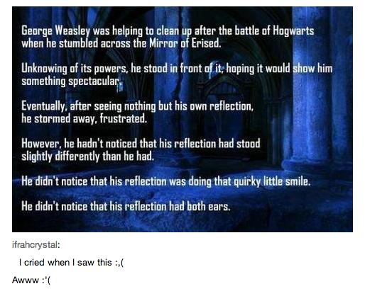 15 Upsetting 'Harry Potter' Tumblr Posts That Leave Us Lying Awake