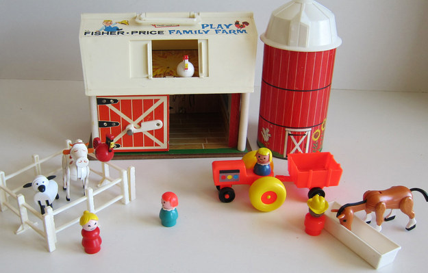 Fisher-Price Family Farm