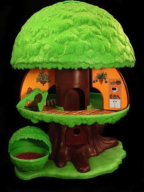 Tree Tots Family Tree House