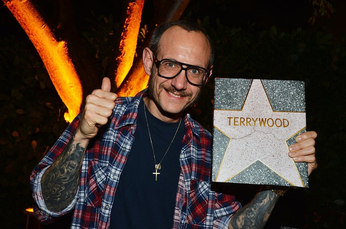 Terry Richardson in Miami Beach in December 2012.