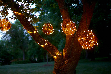 easy outside christmas lighting ideas homemade 28 outdoor lighting diys to brighten up your summer