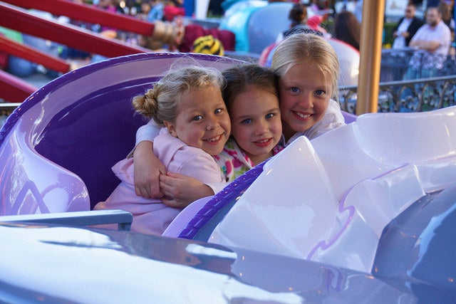 """Sure, you've probably gone as an adult, but going with your kid takes you back to a time when """"It's a Small World"""" wasn't a building filled with animatronic dolls, but a magical trip around the entire world."""