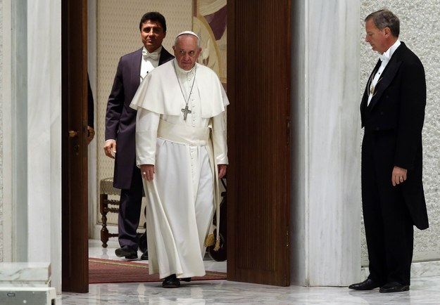 Catholic Church May Be Nearing Big Shift In Approach To Same-Sex Couples And Divorced People
