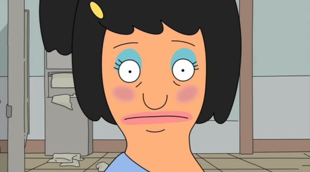 Tina Belcher Everything Is Okay Face