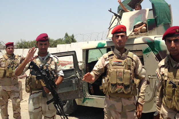 Iraqi Army Opens New Front: Public Relations