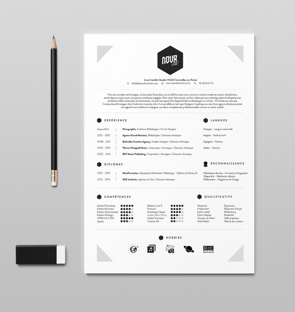 BuzzFeed  Beautiful Resume Designs