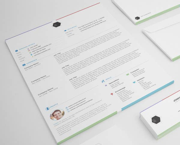get the free template here - Truly Free Resume Builder