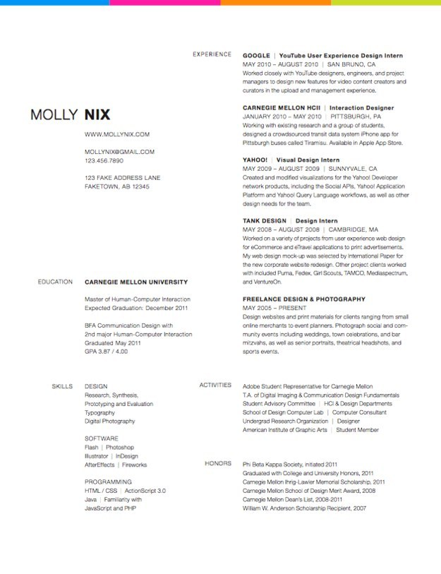 Designer Resume freelance graphic designer resume samples View This Image