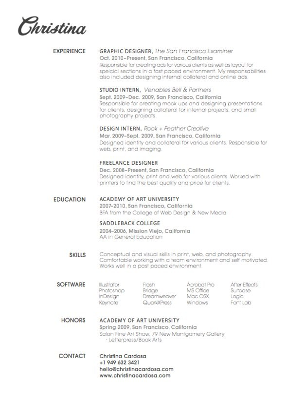 Beautiful Resume Templates 2 tudor deleanu creative resume View This Image