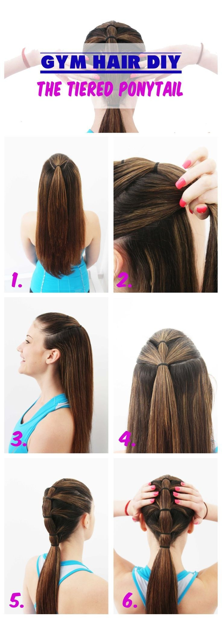 9 Ingenious Hair Hacks For The Gym