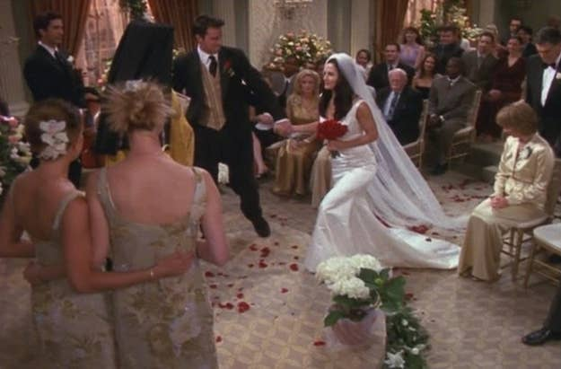How Much Do You Know About All Of The Weddings On Friends