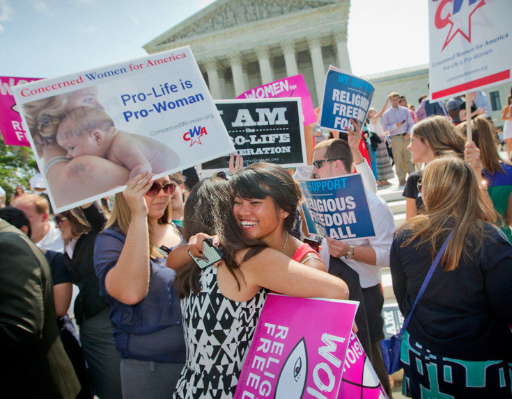 Supreme Court Says Employers Can Refuse To Pay For Contraception
