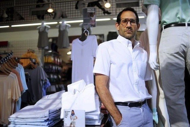 My Unexpected Adventure With Dov Charney