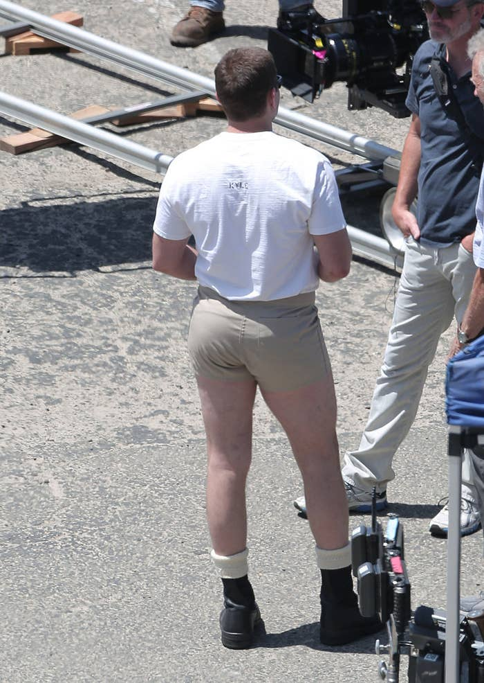 tiny ass shorts