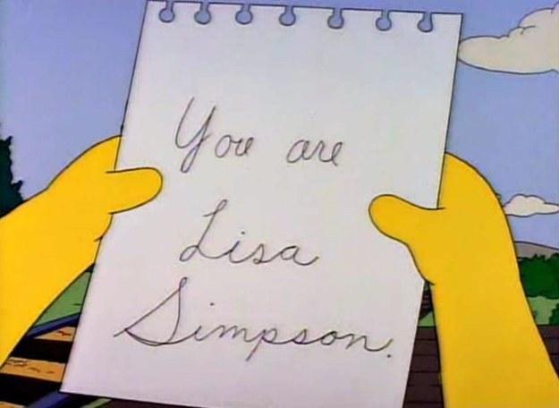 "16. Season 2, Episode 19 ""Lisa's Substitute"""
