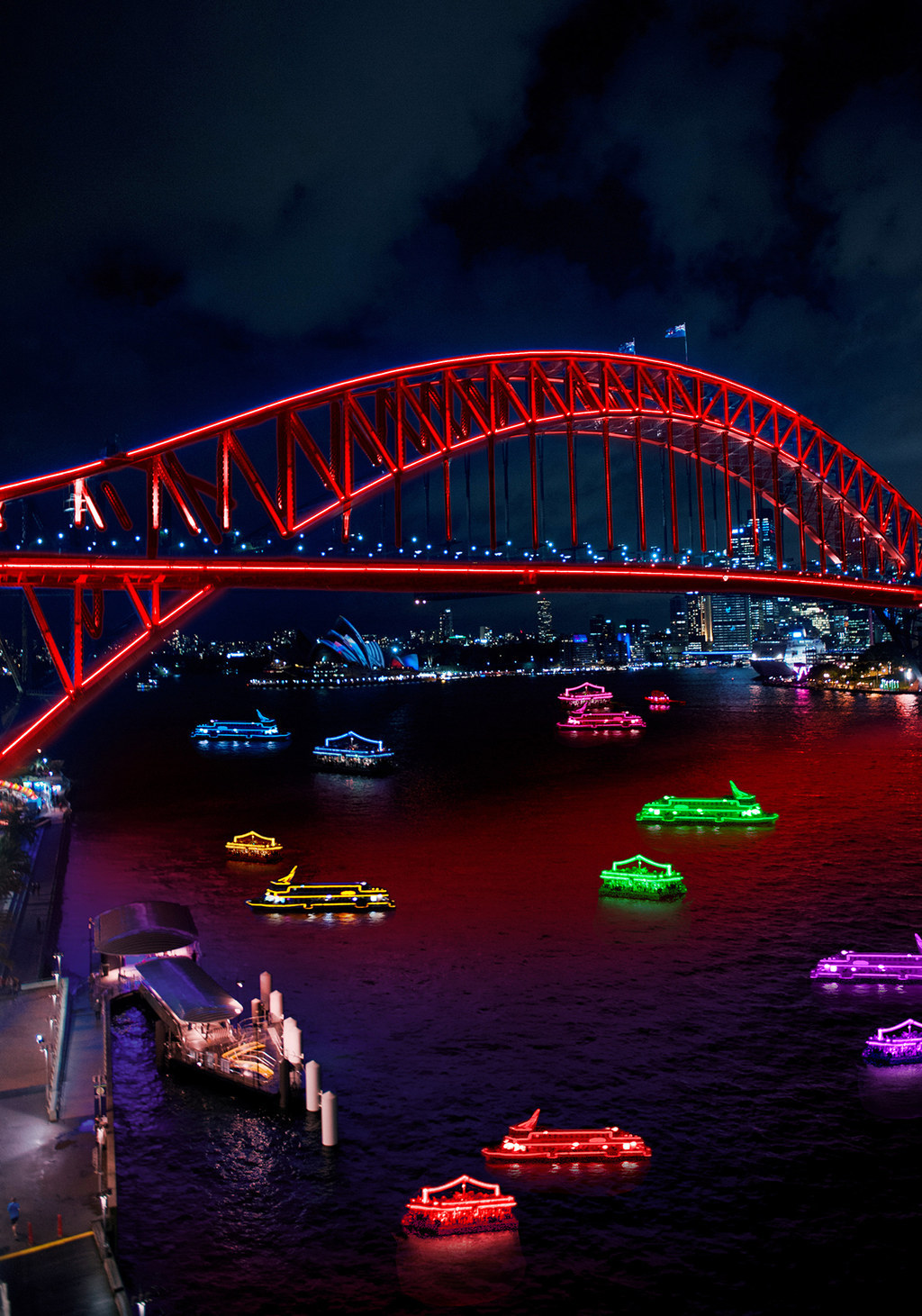 11 Reasons You Should Be At Vivid Sydney Right Now