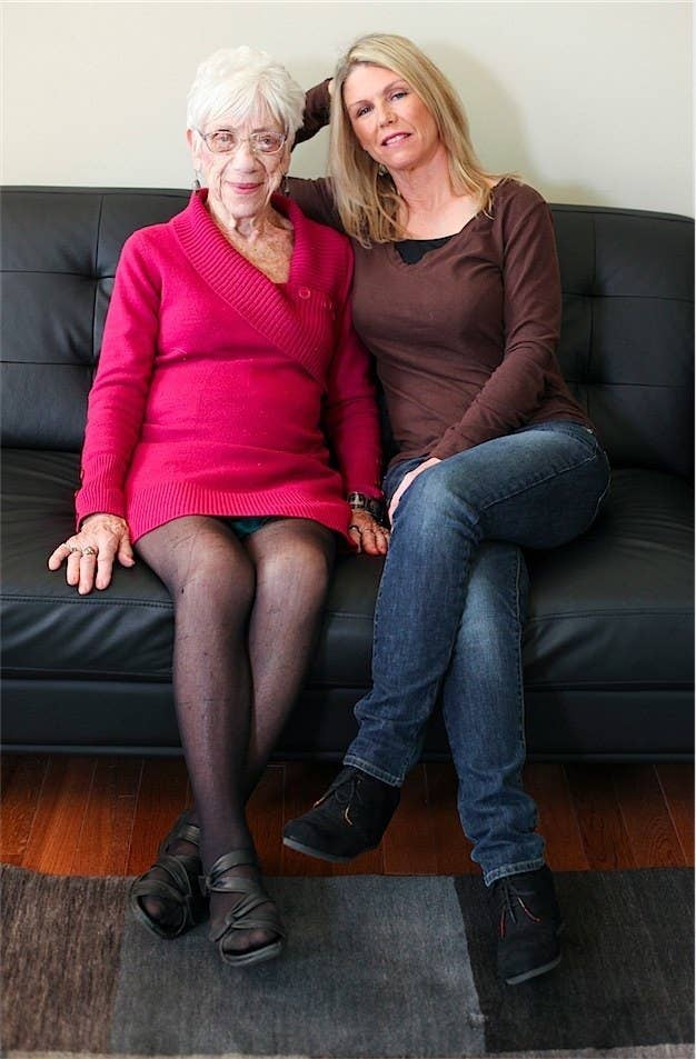Over 60 grannies sexy Exclusive clip: