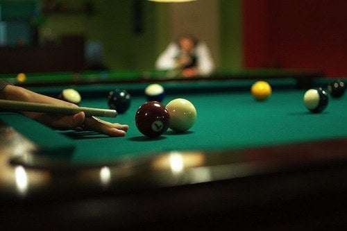 Plastic was invented when a billiards company offered a $10,000 reward to anyone who could come up with a replacement for ivory in billiard balls. Pretty weird considering that plastic now causes so many environmental problems.