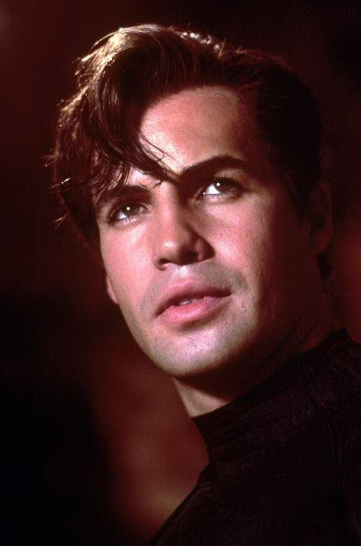 Billy Zane's first big blockbuster, his performance as Kit Walker aka The Phantom is what landed him Titanic. James Cameron watched the movie and cast him on the spot.