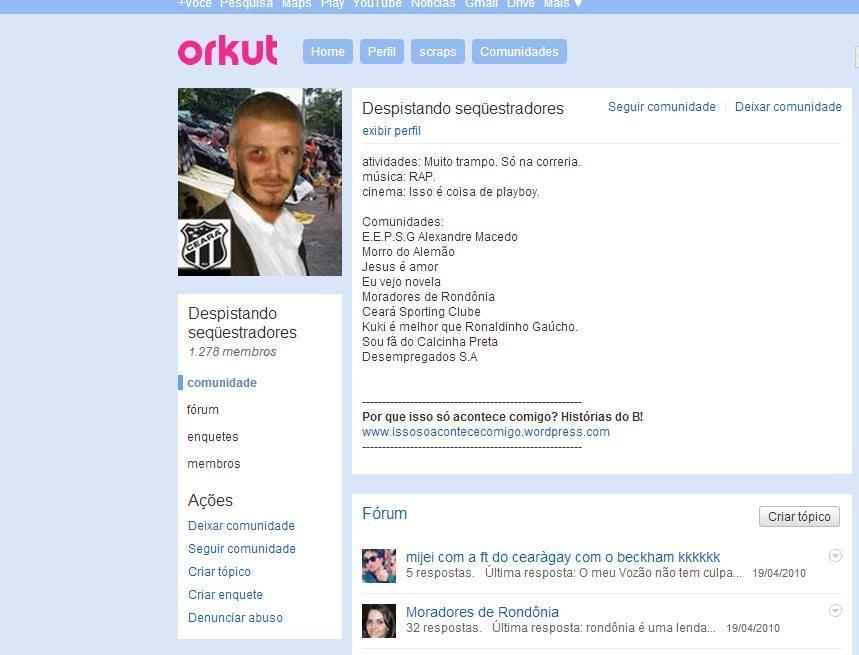 27 imagens que vão convencer o Google a cancelar o fim do Orkut