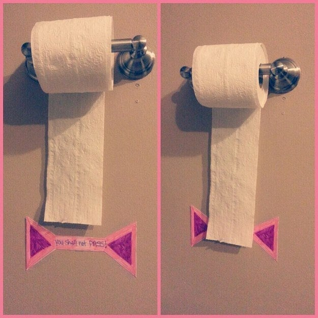 Bathroom Signs Toilet Paper Only 19 brilliant hacks that will make potty training so much easier