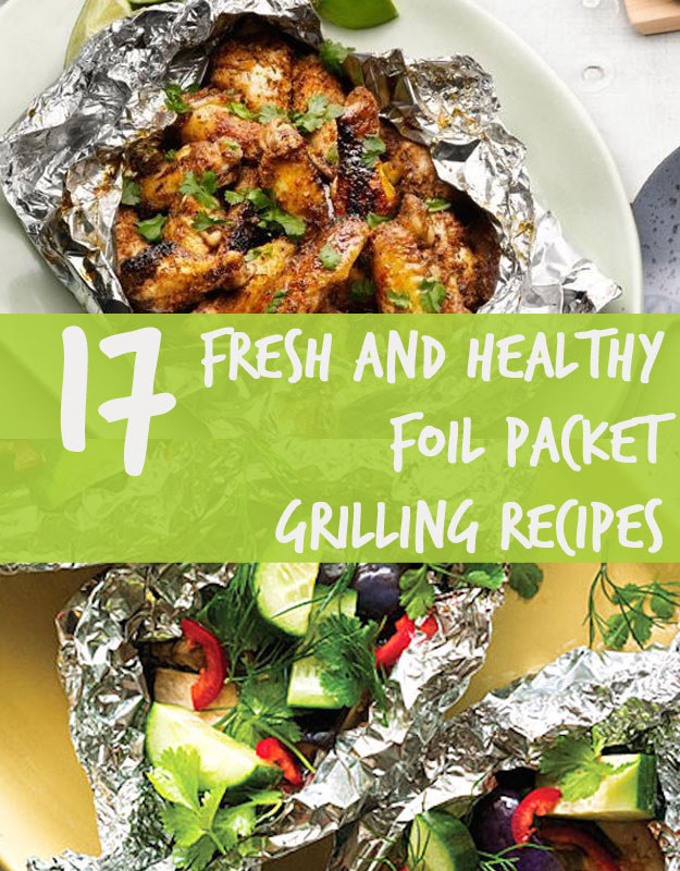 Grilled tilapia recipes in foil for Grill fish in foil