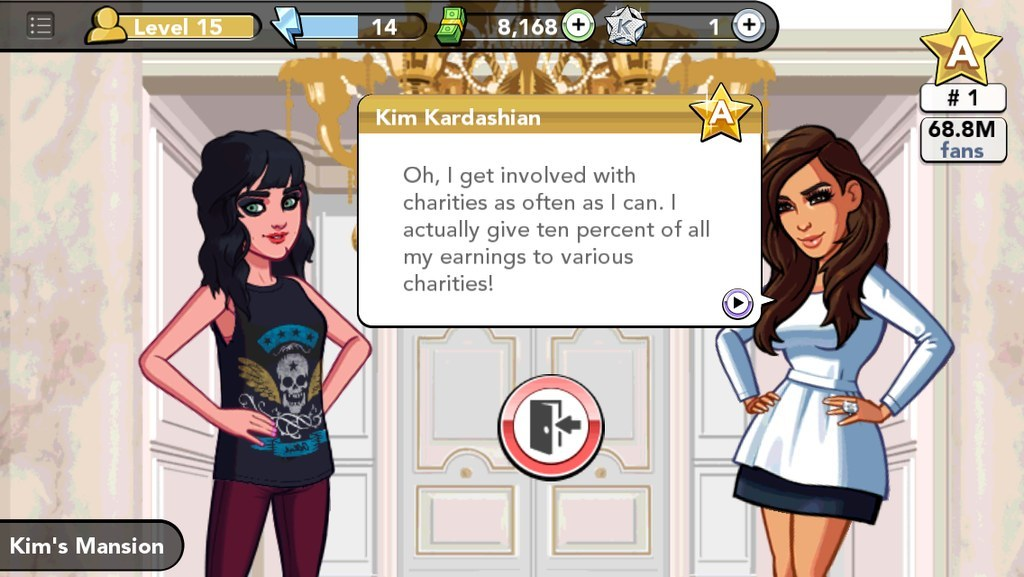 A Kim K Dating Lister An there's