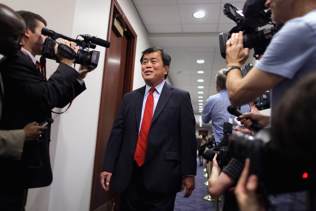 The Strange Case Of The Congressman Who Resigned And Never Left
